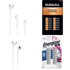 Pallet – 703 Pcs – In Ear Headphones, Drones & Quadcopters Vehicles, Audio Headsets, Sony – Customer Returns – Apple, Maximum, Sony, DURACELL