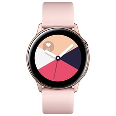 26 Pcs – Samsung SM-R500NZDAXAR Galaxy Watch Active (40mm) Bluetooth Rose Gold – Refurbished (GRADE A, GRADE B) – Smartwatches