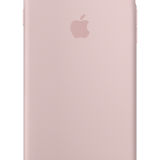 Apple MQH22ZM/A Silicone Case for iPhone 8 Plus & iPhone 7 Plus - Pink Sand - Refurbished