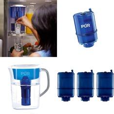 Pallet - 123 Pcs - Kitchen & Dining, Hardware - Customer Returns - Kaz, PUR