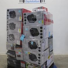 Pallet - 22 Pcs - Home Audio & Theater - Customer Returns - Monster, Ion, ION Audio, Blackweb