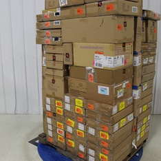 6 Pallets - 3460 Pcs - Womens -> Underwear, Intimates, Sleepwear & Socks, Clothing -> Girls, Clothing, Shoes & Accessories -> Backpacks, Bags, Wallets & Accessories, Clothing -> Boys - Brand New - Retail Ready - Cat & Jack, Gilligan & O'Malley, A New Day, Disney