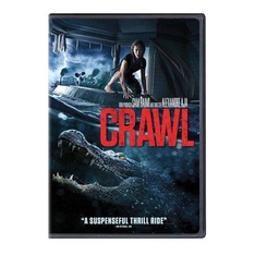 Paramount Pictures Crawl (DVD) - Brand New