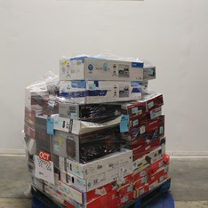 Pallet - 89 Pcs - Car Audio, Mixed Electronics & Accessories - Customer Returns - Pioneer, One For All, Onn, Blackweb