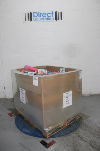 CLEARANCE! Pallet – 127 Pcs – General Merchandise – Customer Returns