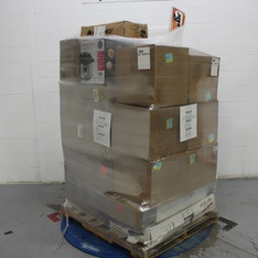 6 Pallets - 53 Pcs - Storage & Organization, Hot Tubs & Saunas, Kitchen & Dining, Slow Cookers, Roasters, Rice Cookers & Steamers - Damaged / Missing Parts - Create Smart LLC, Pentair, Instant Pot, Coleman