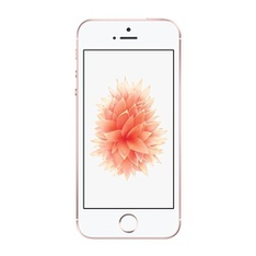 Apple iPhone SE 16GB Rose Gold LTE Cellular 3A852LL/A - Unlocked - Refurbished