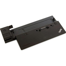 500 Pcs - Lenovo 40A20090US ThinkPad USA Ultra Dock With 90W 2 Prong AC Adapter - New - Retail Ready