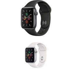 5 Pcs – Apple Watch – Series 5 – 40MM – Refurbished (GRADE A) – Models: MWV82LL/A, MWV62LL/A