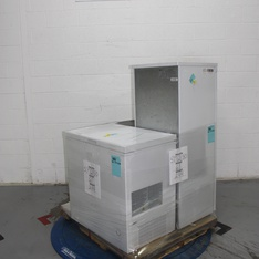 Pallet - 3 Pcs - Freezers - Customer Returns - CURTIS INTERNATIONAL LTD
