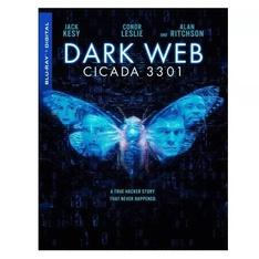 Lionsgate Dark Web: Cicada 3301 (Blu-ray) - Brand New