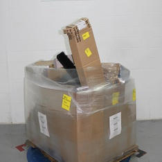 Pallet - 26 Pcs - Cleaning Supplies - Customer Returns - Solimo, Carrand, Carlisle, DIVERSEY