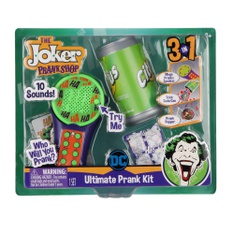 Pallet – 154 Pcs – Toys – Action Figures – Brand New – Retail Ready – The Joker Prank Shop