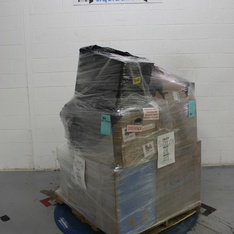 Half Truckload – 13 Pallets – 646 Pcs – Vehicles, Trains & RC, Covers, Mattress Pads & Toppers, Accessories, Humidifiers / De-Humidifiers – Customer Returns – As Seen On TV, Mainstay's, Onn, Blackweb