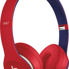 Beats by Dr. Dre Solo3 Wireless Club Red Beats Club Collection On Ear Headphones MV8T2PA/A - Refurbished