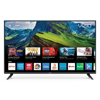 10 Pcs – LED/LCD TVs (46″ – 55″) – Refurbished (BRAND NEW, GRADE A, GRADE B) – VIZIO