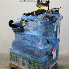 Pallet - 21 Pcs - Pressure Washers, Trimmers & Edgers, Accessories - Customer Returns - Karcher, Hyper Tough