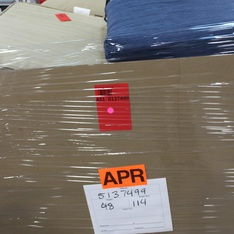 Clearance! Pallet - 9 Pcs - Patio - Brand New - Retail Ready - allen + roth