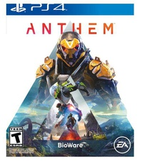 32 Pcs - Electronic Arts Anthem, PlayStation 4 - New, Like New, Open Box Like New - Retail Ready