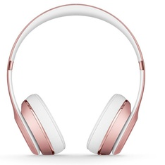 28 Pcs - Beats by Dr. Dre Solo3 Wireless Headphones - Rose Gold MX442LL/A - Refurbished (GRADE D, No Packaging)