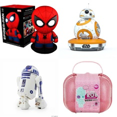 89 Pcs - Toys - Like New, Used, New, Open Box Like New - Retail Ready - Sphero, Orbotix, Crate Creatures, L.O.L. Surprise!