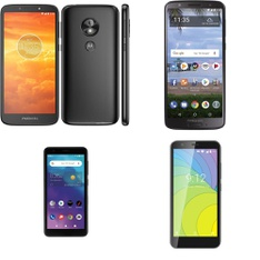 CLEARANCE! 100 Pcs – Cellular Phones – BRAND NEW – Not Activated – Motorola, ZTE, ALCATEL, Unimax