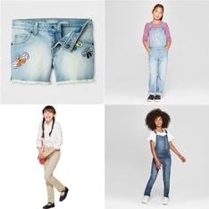 500 Pcs - Clothing -> Girls - New - Retail Ready - Cat & Jack, Cat and Jack, Frozen