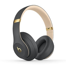 Beats by Dr. Dre MXJ92LL/A Studio3 Wireless Noise Cancelling Headphones with Apple W1 Headphone Chip - Shadow Gray - Refurbished