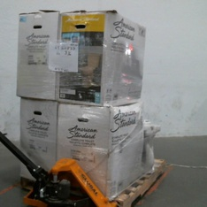 Truckload – 26 Pallets – 285 Pcs – Kitchen & Bath – Customer Returns – American Standard, Style Selections, ESTATE by RSI, RSI