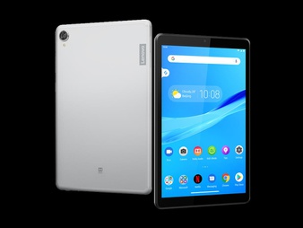 5 Pcs – Lenovo ZA5F0023US Tab M8 FHD 8.0″ FHD Touch Helio P22T 2.3GHz 3GB RAM 32GB eMMC Android 9 Pie Silver – Lenovo Certified Refurbished