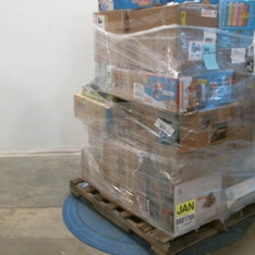 Pallet - 36 Pcs - Vehicles, Trains & RC, Action Figures, Not Powered - Customer Returns - New Bright, Adventure Force, VTECH, Sky Rover