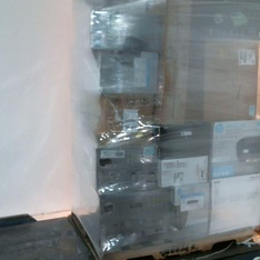 Pallet - 38 Pcs - All-In-One, Accessories - Customer Returns - Canon, EPSON, HP
