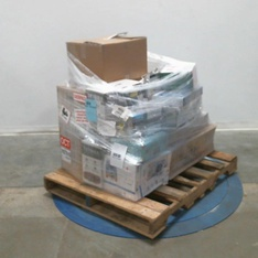 Pallet – 87 Pcs – Electronic Accessories – Customer Returns – Wire Trak, EMATIC, Onn, Caavo