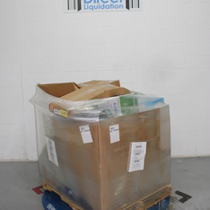 3 Pallets - 87 Pcs - Decor, Accessories, Office Supplies, Storage & Organization - Damaged / Missing Parts - Candellana Candles, Rubbermaid, Brownline, Bluedot Trading