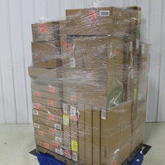 6 Pallets - 5794 Pcs - Womens -> T-Shirts, Polos, Sweaters & Cardigans, Clothing, Shoes & Accessories -> Backpacks, Bags, Wallets & Accessories, Clothing -> Girls, Womens -> Underwear, Intimates, Sleepwear & Socks - Brand New - Retail Ready - Cat & Jack, Wemco, Universal Thread, Auden