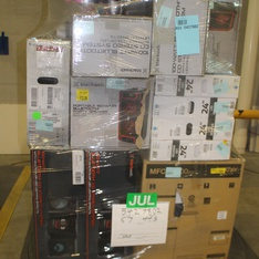 Pallet - 25 Pcs - Portable Speakers, Receivers, CD Players, Turntables - Customer Returns - Blackweb, Onn, ION Audio