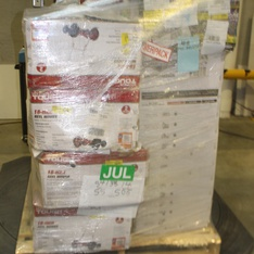 Pallet - 23 Pcs - Mowers, Portable Speakers, Power Tools - Customer Returns - Hyper Tough, Nyne Vibe
