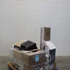 Pallet - 34 Pcs - Speakers - Customer Returns - Onn, VIZIO