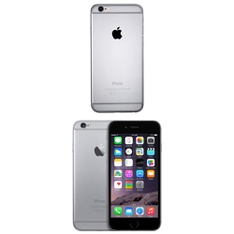 5 Pcs - Apple iPhone 6 - Refurbished (GRADE C - Unlocked) - Models: MG4W2LL/ARW, MG632LL/A
