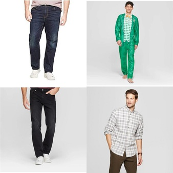 500 Pcs – Jeans, Pants & Shorts, Underwear & Socks – New – Retail Ready – Goodfellow & Co, Star Wars, BRIEFLY STATED, Goodfellow