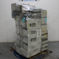 3 Pallets – 88 Pcs – Heaters, Accessories – Customer Returns – Mainstay's, Filtrete, 3M