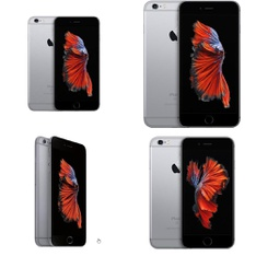 21 Pcs - Apple iPhone 6S/6S Plus - Refurbished (GRADE A - Unlocked) - Models: MN1E2LL/A, MRPR2LL/A, MN342LL/A, MKRC2LL/A