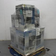 Clearance! Pallet - 7 Pcs - Bar Refrigerators & Water Coolers - Customer Returns - Galanz