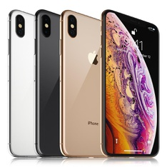 50 Pcs - Apple iPhone XS 64GB - Unlocked - Certified Refurbished (GRADE A)