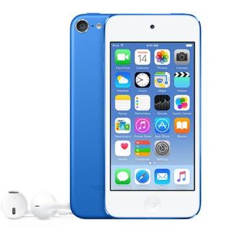 5 Pcs – Apple iPod Touch 6th Generation 32GB Blue MKHV2LL/A – Refurbished (GRADE A)