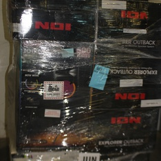 Pallet - 18 Pcs - Portable Speakers, Amplifiers - Customer Returns - Ion, Pioneer