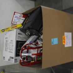 Pallet - 18 Pcs - General Merchandise - Kitchen & Bath Fixtures, Storage & Organization, Hardware - Customer Returns - Mainstays, Stanley, Milwaukee