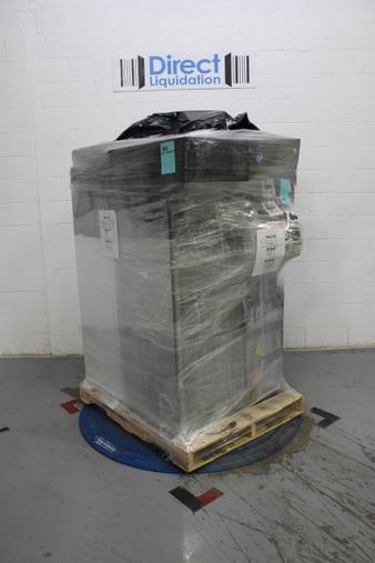 Half Truckload – 13 Pallets – 542 Pcs – Hardware, Heaters, Vacuums, Kitchen & Dining – Customer Returns – Mainstay's, BLACK & DECKER, Brinks, Filtrete