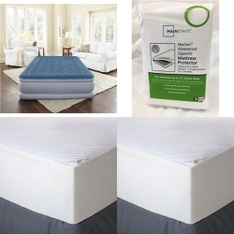 Pallet – 32 Pcs – Covers, Mattress Pads & Toppers, Outdoor Sports – Customer Returns – Aller-Ease, Mainstays, Mainstay's, Beautyrest