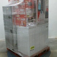 Pallet – 13 Pcs – Heaters – Customer Returns – Honeywell, Thomson